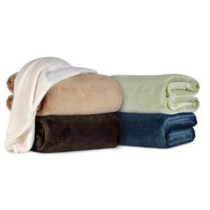 United Textile Supplies VelvetLoft Blanket