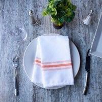 United Textile Supply Bistro Napkins